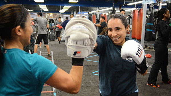 San Diego Combat Academy - Classes - Boxing