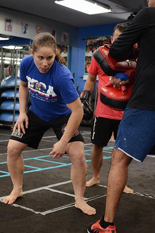 San Diego Combat Academy - Instructors - Liz Carmouche