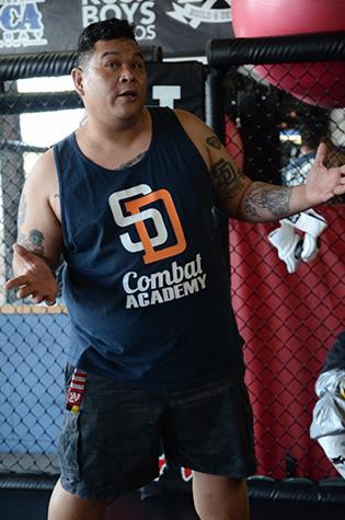 San Diego Combat Academy - Instructors - Manolo Hernandez