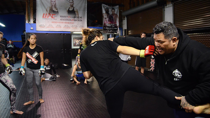 San Diego Combat Academy - Team Hurricane Awesome MMA
